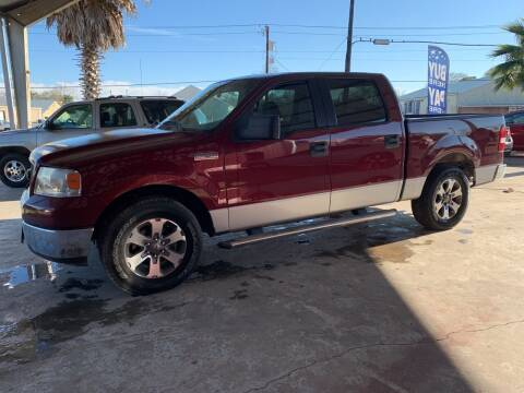 2006 Ford F-150 for sale at M & M Motors in Angleton TX