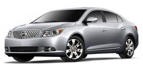 2012 Buick LaCrosse for sale at HILAND TOYOTA in Moline IL
