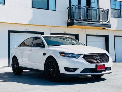 2013 Ford Taurus for sale at Avanesyan Motors in Orem UT