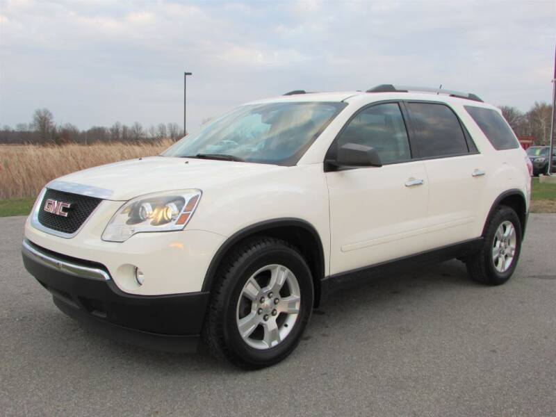 2012 GMC Acadia for sale at 42 Automotive in Delaware OH