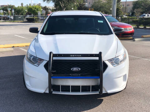 2016 Ford Taurus for sale at Carlando in Lakeland FL