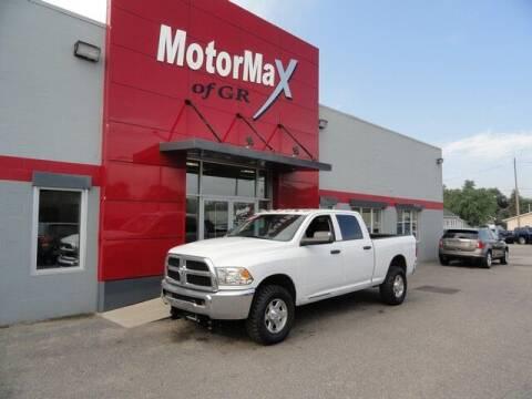 2013 RAM Ram Pickup 2500 for sale at MotorMax of GR in Grandville MI