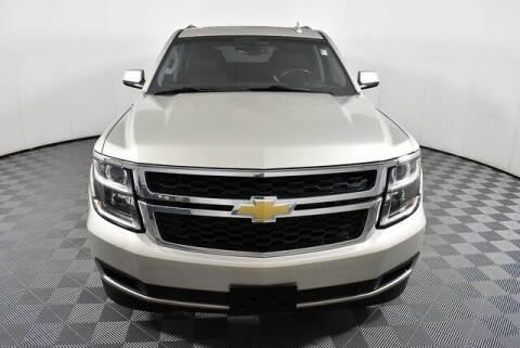 2016 Chevrolet Tahoe for sale at Southern Auto Solutions-Jim Ellis Volkswagen Atlan in Marietta GA