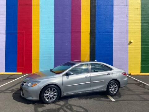 2016 Toyota Camry for sale at JOSE MESA AUTO WHOLESALE , LLC in Portland OR