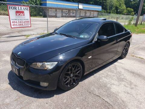 2007 BMW 3 Series for sale at GA Auto IMPORTS  LLC in Buford GA