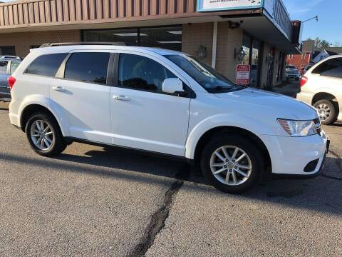 2017 Dodge Journey for sale at LaBelle Sales & Service in Bridgewater MA