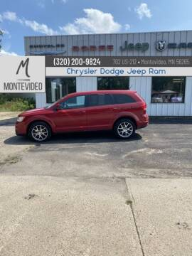2013 Dodge Journey for sale at Montevideo Auto center in Montevideo MN