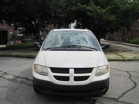 2003 Dodge Caravan for sale at EBN Auto Sales in Lowell MA