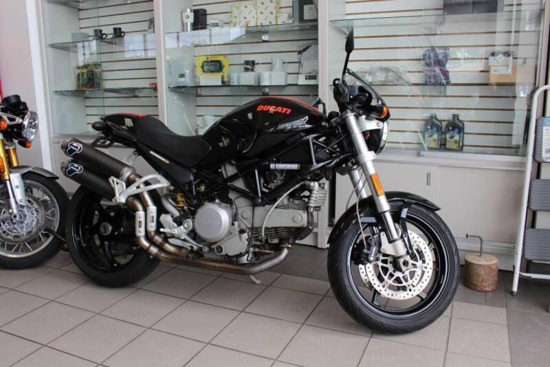 2005 Ducati Monster for sale at Peninsula Motor Vehicle Group in Oakville NY