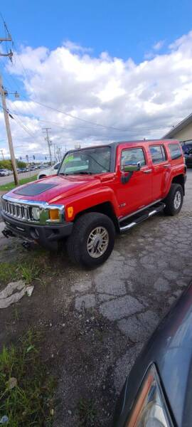 2006 HUMMER H3 4dr SUV 4WD - South Chicago Heights IL