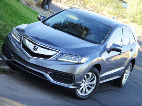 2018 Acura RDX for sale at AZGT LLC in Phoenix AZ