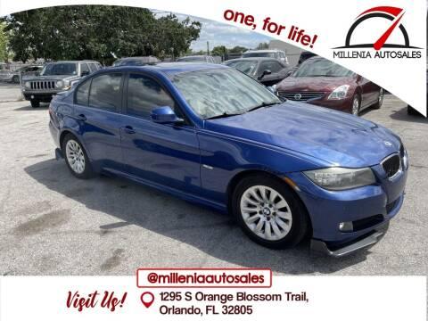 2009 BMW 3 Series for sale at Millenia Auto Sales in Orlando FL