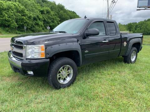 2008 Chevrolet Silverado 1500 for sale at ABINGDON AUTOMART LLC in Abingdon VA
