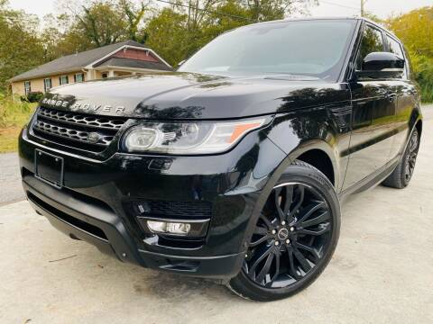 2014 Land Rover Range Rover Sport for sale at Cobb Luxury Cars in Marietta GA
