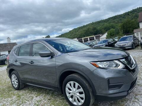 2018 Nissan Rogue for sale at Ron Motor Inc. in Wantage NJ