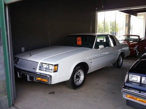 1987 Buick Regal for sale at MICHAEL'S AUTO SALES in Mount Clemens MI
