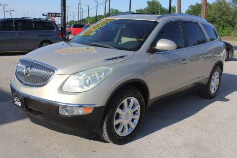 2011 Buick Enclave for sale at Flash Auto Sales in Garland TX