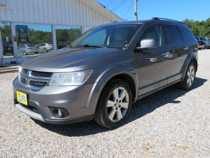 2012 Dodge Journey for sale at Low Cost Cars in Circleville OH