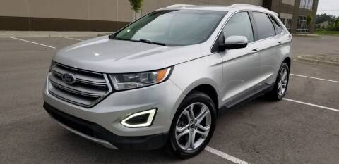 2015 Ford Edge for sale at Derby City Automotive in Louisville KY