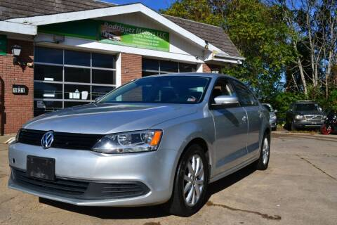 2012 Volkswagen Jetta for sale at RODRIGUEZ MOTORS LLC in Fredericksburg VA