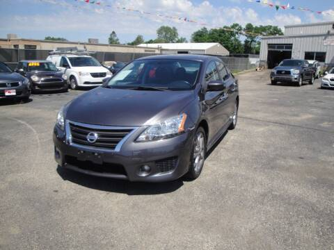 2013 Nissan Sentra for sale at A&S 1 Imports LLC in Cincinnati OH