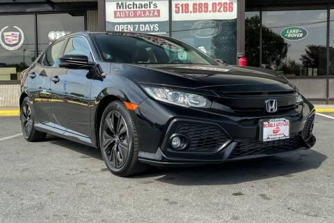 2018 Honda Civic for sale at Michaels Auto Plaza in East Greenbush NY