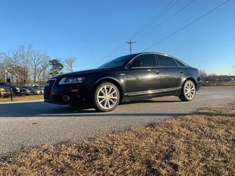 2011 Audi A6 for sale at Madden Motors LLC in Iva SC