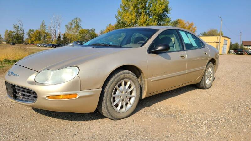 2001 Chrysler Concorde for sale at Sinner Auto in Waubay SD