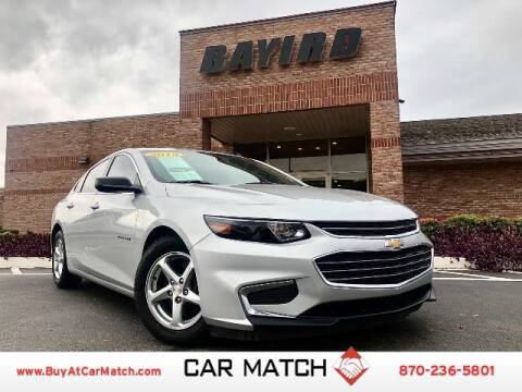 2018 Chevrolet Malibu for sale at Bayird Truck Center in Paragould AR