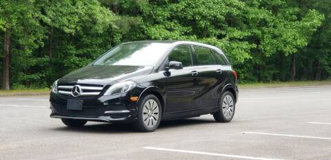 2014 Mercedes-Benz B-Class for sale at United Auto Gallery in Suwanee GA