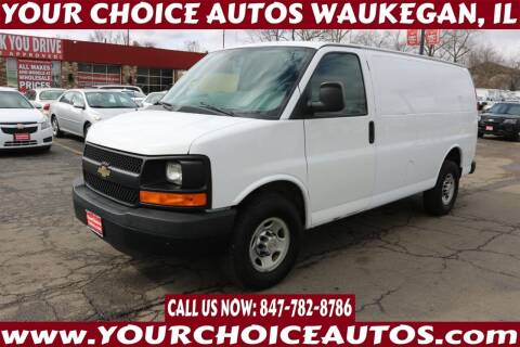 2014 Chevrolet Express Cargo for sale at Your Choice Autos - Waukegan in Waukegan IL