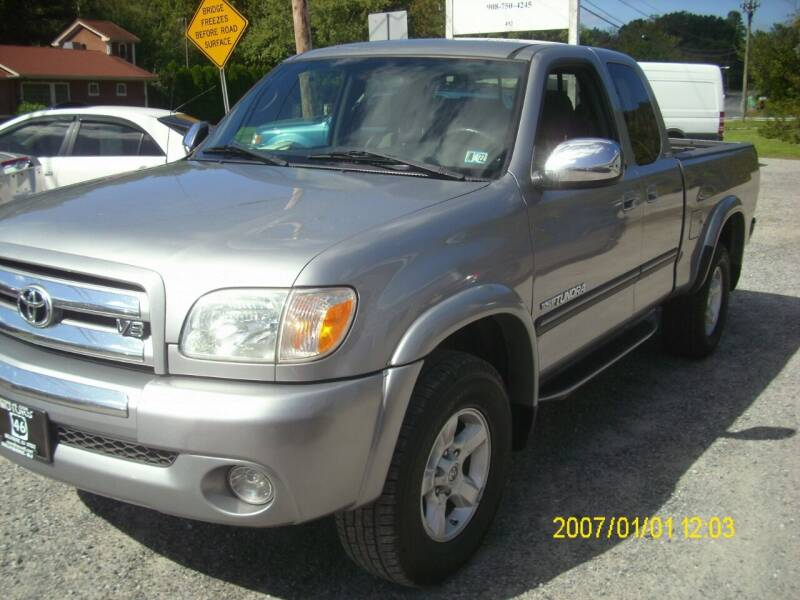 2006 Toyota Tundra for sale at Motors 46 in Belvidere NJ