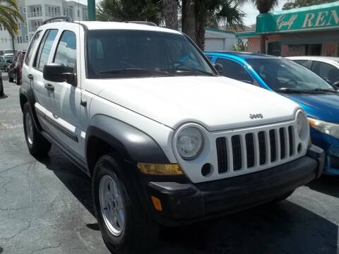 2006 Jeep Liberty for sale at PJ's Auto World Inc in Clearwater FL