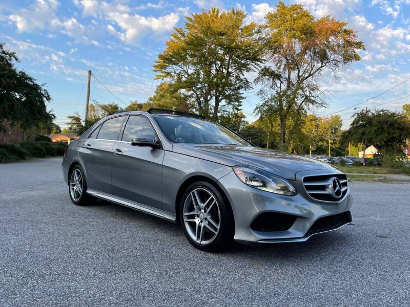 2014 Mercedes-Benz E-Class for sale at RoadLink Auto Sales in Greensboro NC