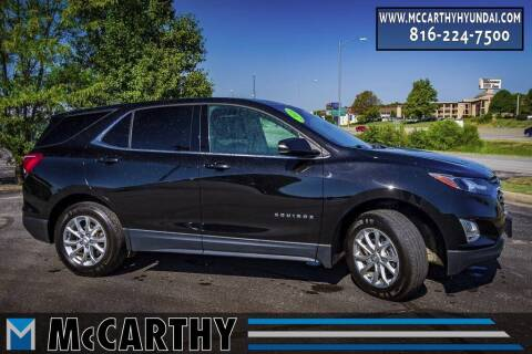 2018 Chevrolet Equinox for sale at Mr. KC Cars - McCarthy Hyundai in Blue Springs MO