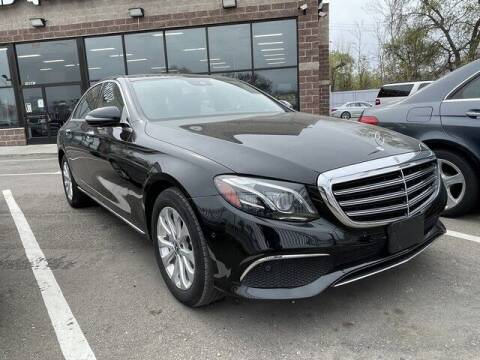 2018 Mercedes-Benz E-Class for sale at SOUTHFIELD QUALITY CARS in Detroit MI