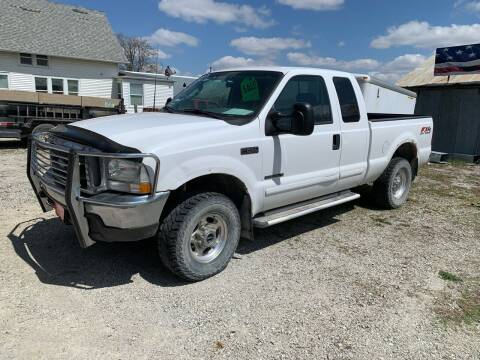 2003 Ford F-250 Super Duty for sale at GREENFIELD AUTO SALES in Greenfield IA