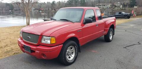 2002 Ford Ranger for sale at Village Wholesale in Hot Springs Village AR