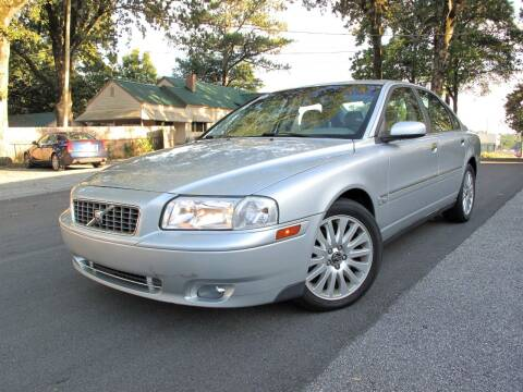 2006 Volvo S80 for sale at Top Rider Motorsports in Marietta GA
