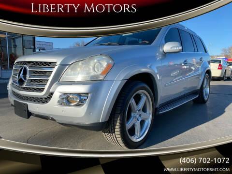 2008 Mercedes-Benz GL-Class for sale at Liberty Motors in Billings MT