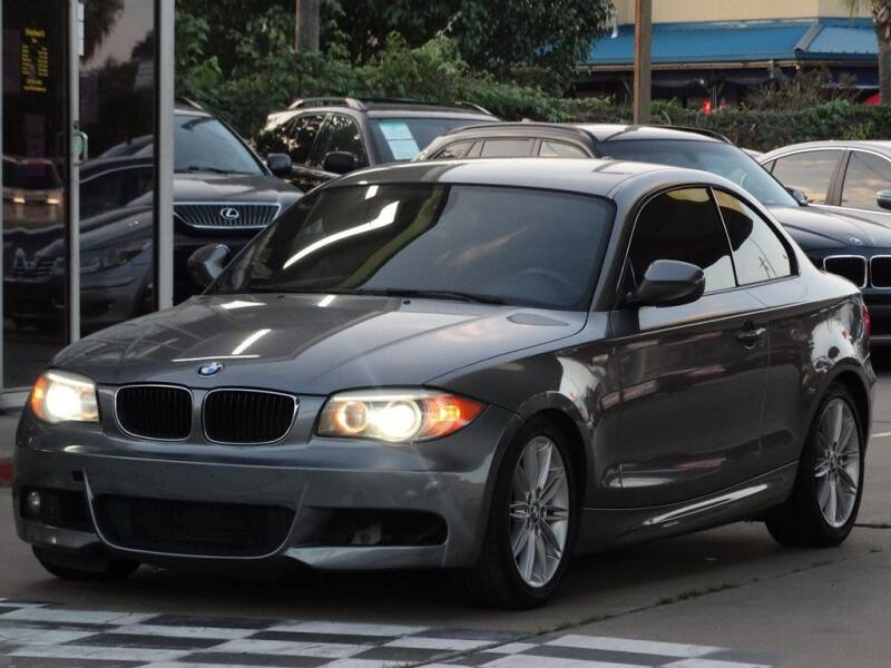 2012 BMW 1 Series for sale at Drive Town in Houston TX