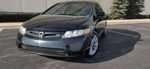 2008 Honda Civic for sale at Nationwide Auto Group in Melrose Park IL