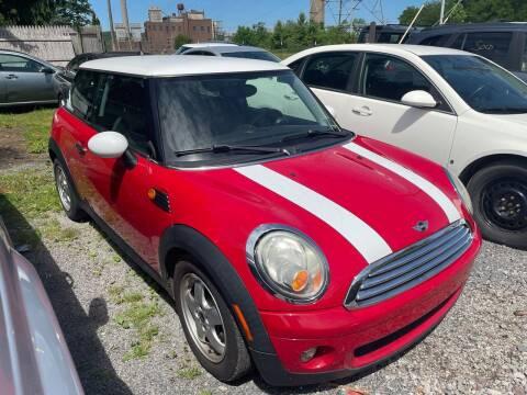2009 MINI Cooper for sale at Trocci's Auto Sales in West Pittsburg PA