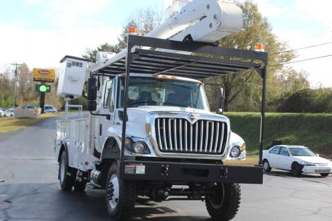 2012 International WorkStar 7300 for sale at Baldwin Automotive LLC in Greenville SC