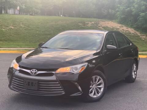 2015 Toyota Camry for sale at Diamond Automobile Exchange in Woodbridge VA