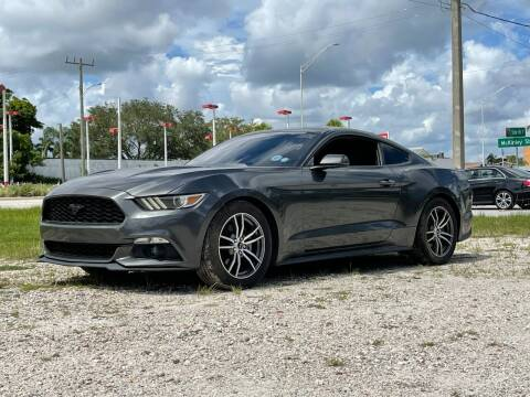 2016 Ford Mustang for sale at Auto Direct of South Broward in Miramar FL