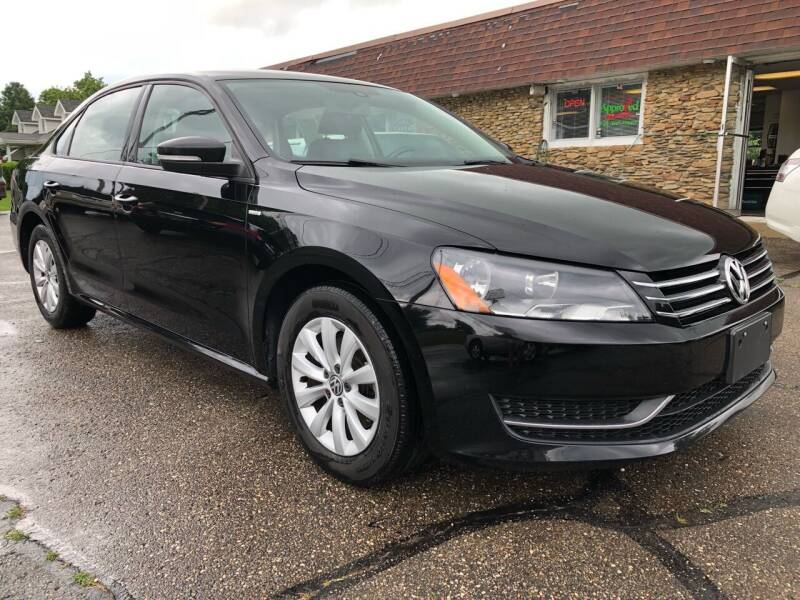 2014 Volkswagen Passat for sale at Approved Motors in Dillonvale OH