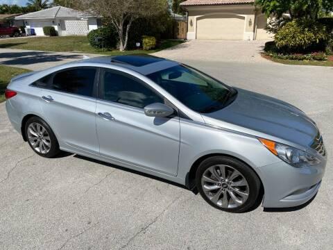 2013 Hyundai Sonata for sale at Exceed Auto Brokers in Pompano Beach FL