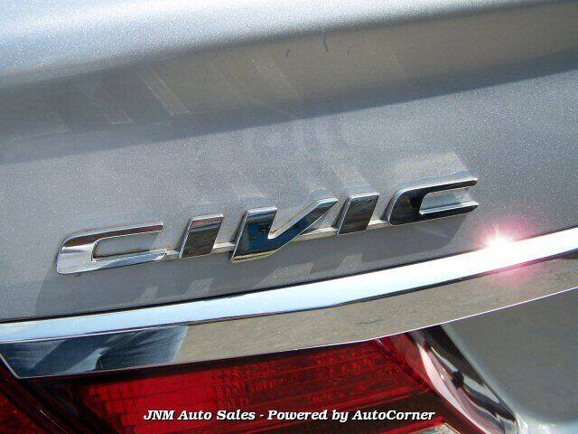 2015 Honda Civic LX 4dr Sedan CVT - Leesburg VA