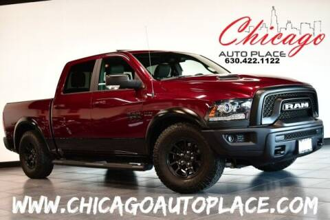 2018 RAM Ram Pickup 1500 for sale at Chicago Auto Place in Bensenville IL